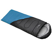 Bolsa de dormir Saco Rectangular 5°C-15°C DO A Prueba de Humedad Resistente a la lluvia 210cmX75cm Caza Senderismo Pesca Playa Camping