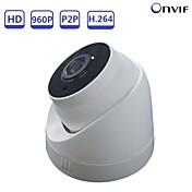 STRONGSHINE ST-POEP1325B07R 1.3 mp IP Camera Interior / Domo / Con Cable / CMOS / 50 / 60