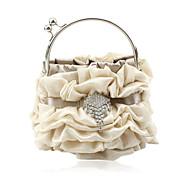 hesapli Özellikli Fırsatlar-muhteşem saten kabuk akşam çanta / kavramalar / üst kolu çanta daha fazla renk mevcuttur