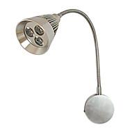 zdm ™ 3w led duvar ışık / spot / ayna lambası / şarap dolabı ışıkları