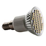 お買い得  LED電球-2800 lm E14 GU10 E26/E27 LEDスポットライト PAR38 60 LEDの SMD 3528 温白色 ナチュラルホワイト AC 220-240V