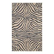 billige -akryl hektet område teppe med stripemønster 5 '* 8'