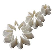 billige Kjeksverktøy-Bakeware verktøy Plast Økovennlig / Valentinsdag / GDS Kake / Til Småkake / For Småkake Bakeform