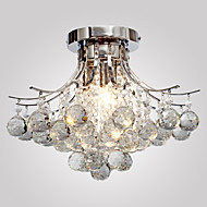 Modern/Contemporary Flush Mount For Living Room Bedroom Dining Room Study Room/Office Bulb Not Included