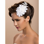 Women's Satin Lace Headpiece-Wedding Special Occasion Casual Outdoor Fascinators