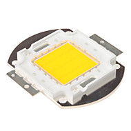 diy 30w 2500-3500lm 2850-3050k quente luz branca integrado zdm ™ levou módulo (33-35v)