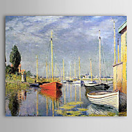 Hand-Painted Famous Horizontal,Traditional Classic One Panel Oil Painting For Home Decoration
