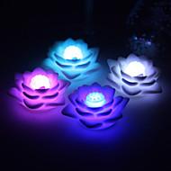 preiswerte LED-Lampen-Hochzeitsfeier Fasergemisch Hochzeits-Dekorationen Blumen / Klassisch Frühling Sommer Ganzjährig