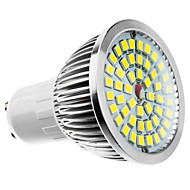 6W GU10 LED Spotlight MR16 48 500-550 lm Warm White Cold White Natural White K AC 100-240 V 1pc