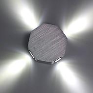 halpa -Integroitu LED Moderni/nykyaikainen Galvanoitu Ominaisuus for LED Lamppu sisältyy hintaan,Ympäröivä valo Wall Light