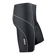 preiswerte SANTIC®-SANTIC Gepolsterte Fahrradshorts Herrn Fahhrad Hosen/Regenhose Shorts/Laufshorts Unten Fahrradbekleidung Rasche Trocknung tragbar