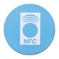 Rfid sticker nfc tag met achterlijm (10 stuks)