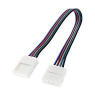 billige belysning Tilbehør-SMD 5050 Belysningsutstyr Elektrisk kabel ABS
