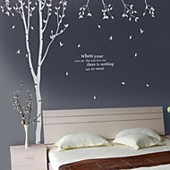 Tiere Botanisch Wand-Sticker Flugzeug-Wand Sticker Dekorative Wand Sticker,Vinyl Haus Dekoration Wandtattoo For Wand