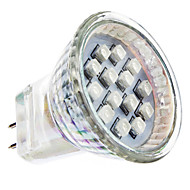 GU4(MR11) LED-spotpærer MR11 14 leds SMD 3528 Rød AC 220-240