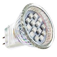GU4(MR11) LEDスポットライト MR11 14 LEDの SMD 3528 レッド 交流220から240
