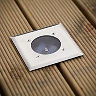 Bílé LED nerezové oceli Solární profdlážka světla (Cis-57103)