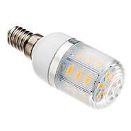 billige Kornpærer med LED-3W 150-200lm E14 LED-kornpærer T 24 LED perler SMD 5730 Varm hvit 220-240V
