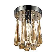 billige Taklamper-Max 60W Moderne / Nutidig Krystall Takplafond Stue / Soverom / Spisestue / Kjøkken / Barnerom / Inngang / Entré / Garage