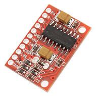 placa mini amplificador digital de alta potência 3W com 2 canais