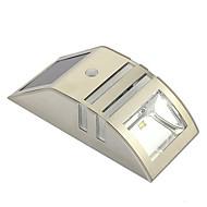 billige Utendørs Lampeskjermer-1 stk LED Solcellebelysning Natt Lys Soldrevet Sensor Oppladbar Vanntett
