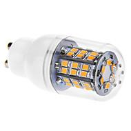 billige Kornpærer med LED-3W 235-265 lm GU10 LED-kornpærer T 46 leds SMD 2835 Varm hvit AC 220-240V