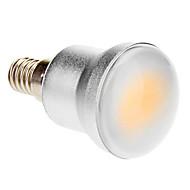 tanie Więcej Kupujesz, Więcej Oszczędzasz-1 szt. 5 W 280-320 lm E14 Żarówki LED kulki 1 Koraliki LED COB Ciepła biel 85-265 V