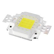 10W 9xIntegrate 700LM 10000K Cool White Luz LED Chip (DC 9-11V)