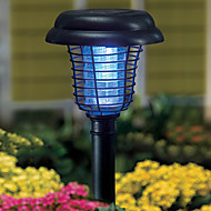 solar uv garden yard led lâmpada light bug zapper pest inseto mosquito assassino