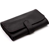 Smikkészlet tárolás Szépségápolási táska / Smikkészlet tárolás Egyszínű 24.0 x 15.5 x 3.5 Fekete Elhalványulnak