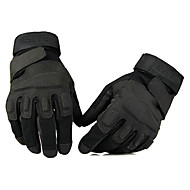 Sports Gloves Bike Gloves / Cycling Gloves Wearable Breathable Wearproof Protective Anti-skidding Tactical Full-finger Gloves Nylon Ski /