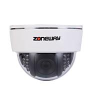 Zoneway® 2.0 mp dome kapalı gece gündüz gece kulanı algılama çift akım ir-cut tak ve çalıştır)