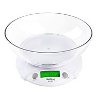 7Kg * 1G Digital Elektronisk Kjøkken Vekt Pakke Mat Vekt Med Skål
