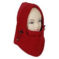 billige Balaclavas og ansiktsmasker-Sykkel / Sykling balaclavas Herre / Dame / Unisex Ski / Camping & Fjellvandring / Klatring Hold Varm / Vindtett / Fukt Gjennomtrengelighet
