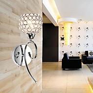 tanie Kinkiety Ścienne-Nowoczesny / współczesny Lampy ścienne Metal Światło ścienne 110-120V / 220-240V 40W / E12 / E14