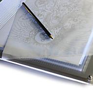 fornecimento dragonhawk® tatuagem ultra fino a3 tabela traçado pad levou luz tatuagem