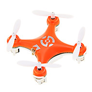 RC Drone Cheerson CX-10 RTF 4 Kanaler 6 Akse 2.4G Fjernstyret quadcopter 360 Graders Flyvning / Upside-Down Flight / Vision Positionering