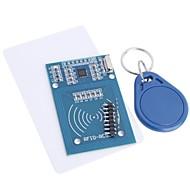 rfid-rc522 rfid module rc522 kits s50 13.56 mhz 6cm com tags spi write& leia para framboesa pi