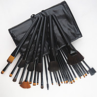 cheap -32pcs Professional Makeup Brushes Makeup Brush Set Goat Hair / Pony / Synthetic Hair Middle Brush / Pony Brush
