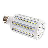 18W E14 B22 E26/E27 LED Corn Lights T 84 leds SMD 5730 Warm White Cold White 1200lm 6000-7000K AC 220-240V