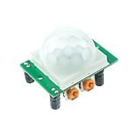HC-SR501 Módulo Sensor Humano Pyroelectric infravermelho para Arduino UNO R3 mega 2560 Nano