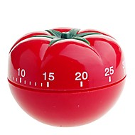 Tomaat Style Kitchen Food Preparation bakken en koken Countdown Herinnering Timer