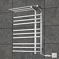 タオルウォーマー / ステンレススチール ステンレス鋼 /コンテンポラリー