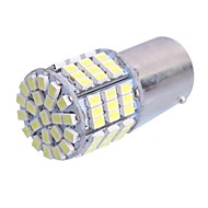 SO.K 1 Pieza BA15S (1156) Bombillas 3 W LED de Alto Rendimiento 500 lm 85 LED Luz de la cola For Universal