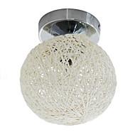 billige Taklamper-Takplafond Omgivelseslys - Mini Stil, Globus Lanterne Moderne / Nutidig Pære Inkludert