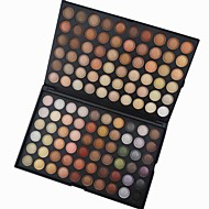 cheap Eye Shadows-120 Colors Professional Eyeshadow Makeup Cosmetic Palette(Warm Color Series)