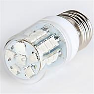 billige Kornpærer med LED-ywxlight® e26 / e27 ledet maislys 27 leds smd 5050 300lm blue ac 220-240