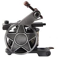 billige Tatoveringsmaskiner-1pc kulstofstål spole tatovering maskine til liner og shader
