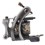 billige Tatoveringsmaskiner-1pc kulstofstål tatovering maskine til liner og shader