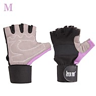cheap Sports Support & Protective Gear-Hand & Wrist Brace Sports Support Breathable Eases pain Thermal / Warm Baseball Fitness Badminton Running Purple Black
